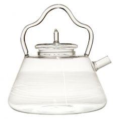 Bangkok Glass Teapot