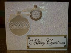 Ornament Keepsakes by pturner21921 - Cards and Paper Crafts at Splitcoaststampers