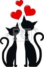 Resultado de imagen para cuadros gato