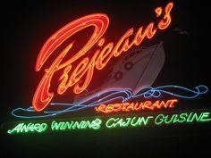 Lafayette Louisiana. Fantastic restaurant and food. KC.
