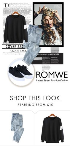 """romwe contest"" by almedina-bojic ❤ liked on Polyvore featuring Balmain and Wrap"