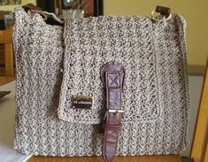 Handmade shoulder crochet bag with dark brown internal lining and leather straps and decoration items Lenght Height Widht Strap lenght The bag comes with a metal label with the name DK collection This comfortable and elegant bag has a great Handmade Bags, Handmade Items, Rhodes, Decorative Items, My Etsy Shop, Beige, Shoulder Bag, Crochet Bags, Purses