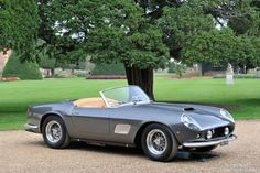1961 Ferrari 250 GT SWB California Spider Competizione