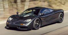 Last #McLaren F1 on sale for £9.5 million