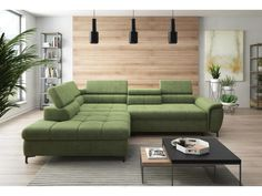 Křeslo Celini zelené   Home nábytek Sofa Bed Size, Sectional Sleeper Sofa, Best Sofa, Extra Seating, Small Rooms, Living Room Bedroom, Storage Spaces, Interior Design, Furniture