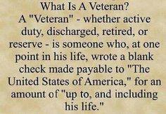 Thank a vet!  Happy Memorial Day!