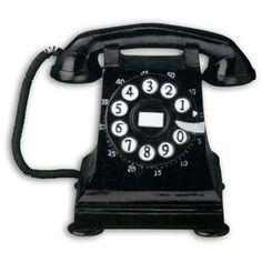 Ringing Telephone Kitchen Timer