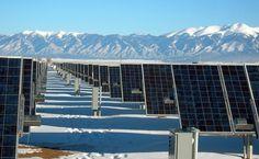 Ağustos ayında EWE Turkey holding tarafından yapımı başlatılan güneş enerjisi santrali de bu yatırımlardan bir tanesidir.