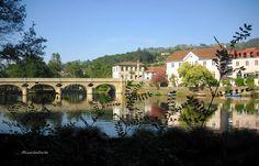 Rio Vez e Ponte Romana em Arcos de Valdevez