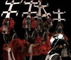 When western anthropologists first began to study Dogon culture they were baffled at the group's advanced knowledge of the universe.