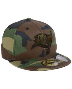0ea278a39a1 New Era Tampa Bay Buccaneers Woodland Prism Pack 59FIFTY-fitted Cap - Green  7