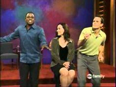 Whose Line - Chip and Wayne Duet (Sign Language Interpreter) [S04E05] @Shannon Bellanca Jenkins @Staycee Lambright Barnett