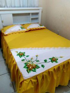 Handmade Bed Sheets, Diy Bed Sheets, King Size Bed Sheets, King Bedding Sets, King Sheet Sets, Linen Bedroom, Bedroom Bed, Bedroom Decor, Draps Design