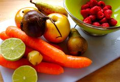 Juicing 101 for Cancer Patients