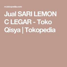 Jual SARI LEMON C LEGAR - Toko Qisya | Tokopedia