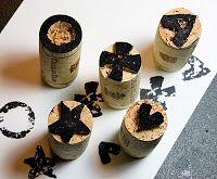 Corck Stamps - Sellos de corcho