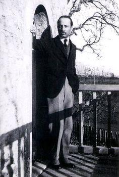 Rainer Maria Rilke 1975 - 1926 The Duino Elegies (First): http://www.poemhunter.com/best-poems/rainer-maria-rilke/duino-elegies-the-first-elegy/