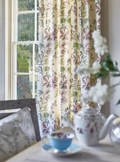 Prestigious Textiles have been designing beautiful interior fabrics and wallpapers for over 30 years. Choose from the UK's widest range of upholstery, cushion and curtain fabrics. Curtain Fabric, Curtains, Prestigious Textiles, Fabric Suppliers, Hula, Matilda, Orchids, Oriental, Weaving