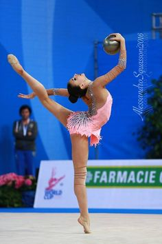 Alessia Russo (Italy), World Cup (Pesaro) 2016
