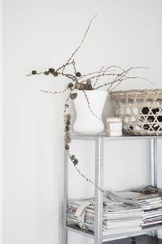 Holmegaard flower vase