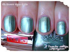 Chrome Nail Polish @PUPA MILANO