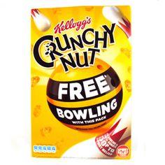 Kelloggs Crunchy Nut Cornflakes
