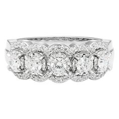 Shop our 3/4 ct. tw. Diamond Ring in 10K White Gold. Browse today!