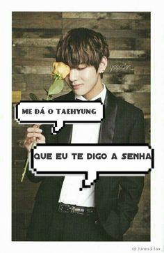 Tela de bloqueio do Taehyung - BTS by me ❤: