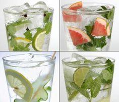 gin tonics ...