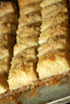 The BEST Baklava recipe.. it is easier to make than you think!