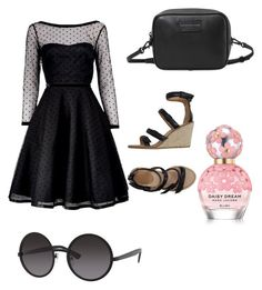 """Untitled #614"" by hannahjoyjacob on Polyvore featuring Marc by Marc Jacobs and Marc Jacobs"