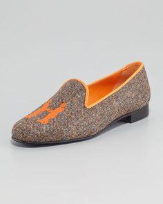 smoking loafer