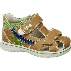 Bärenschuhe Sandale braun für Kinder