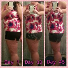 WOOOOOHOOOOO!!!! Sunni is rocking it and really shows you that you do not have to work out especially if you are limited to what you can do anyways!!!!  www.UnderSkinnyConstruction.com/?SOURCE=pin  #weightloss #skinny #health #beauty #skinnyfiber #testimony #b/a #beforeafter #appetitesurpressant #waterweightloss #90daychallenge