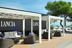 Frigerio a Venezia per la 69° Rassegna Cinematografica.  #outdoor #living #home #madeinitaly #design #outside #space #events