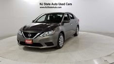 NJ State Auto Used Cars can help you find the perfect used 2017 Nissan Sentra Sv Cvt in Jersey City New Jersey today! Jersey City, New Jersey, Nissan Sentra, Gasoline Engine, Car Finance, Rear Window, Radio Control, Fuel Economy, Car Detailing