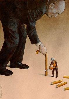 Muito bem ilustrado assim o governo cortando tudo dos idosos , deixando sem nada , já basta dos roubos , isso ta ficando pior