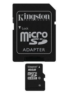 Kingston SDC10/16GB - Tarjeta de memoria micro SDHC de 16 GB Kingston http://www.amazon.es/dp/B0036V9AGU/ref=cm_sw_r_pi_dp_AFaoub122FQ2F.     7,50€