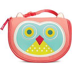 Lancheira Térmica  Big Apple Buddies Lunch Bags Owl - Built NY