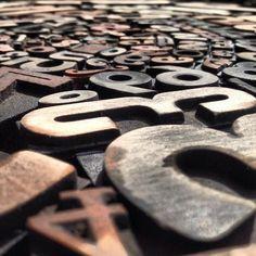 calligrafia..tipografia..caratteri!