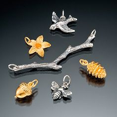 Wholesale Charms, Silver Charms, Pendants and Jewelry Findings