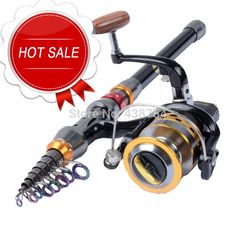 Cheap telescopic fishing rod, Buy Quality fishing rod directly from China carbon fiber telescopic Suppliers: Carbon Fiber Telescopic Fishing Rod Portable Spinning Fishing Rod Pole Travel Sea Boat Rock Fishing Rod Fishing Reels, Fishing Tips, Bass Fishing, Fishing Boats, Fishing Spoons, Fishing Stuff, Fishing Tackle, Telescopic Fishing Rod, Online Shopping
