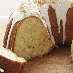 Duncan Hines French Vanilla Bundt Cake