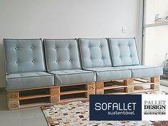 #handmade #exclusividade #artesanal #sofadepallet #Sofallet  #pallet #palletdesign #handcrafted #ecopallet #sustentável