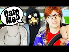 Picked Up Mr. X In an Uber Disguise for 24 Hours! (Gone Wrong) Matt and Rebecca - YouTube Giant Slip And Slide, Scarlet Witch Avengers, You Are The Father, Rebecca Zamolo, Sam And Colby, Crop Top Hoodie, Gone Wrong, Rap Battle, Baby On The Way