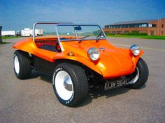 Vw Beach, Beach Buggy, Vw Dune Buggy, Dune Buggies, Car Volkswagen, Volkswagen Beetles, Vw Baja Bug, Automobile, Beetle Car