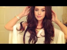 A Night Out Makeup Tutorial- love Carli Bybel's tutorials! Find her at CarliBel55