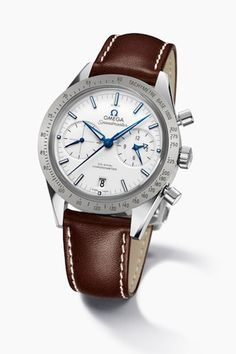Baselworld 2013: Omega Speedmaster '57 Co Axial Chronograph   omega