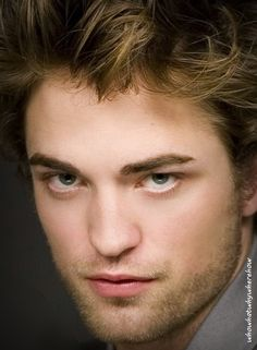 Rob Pattinson- I always thought he was so creepy looking