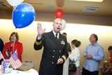 Military Appreciation Sunday Reception - Photo Gallery - The Rock Church